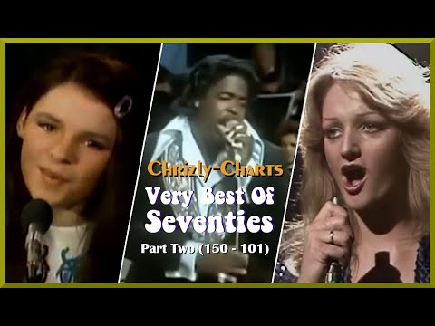 The Very Best Songs Of The Seventies (TOP 200 - Part 2)