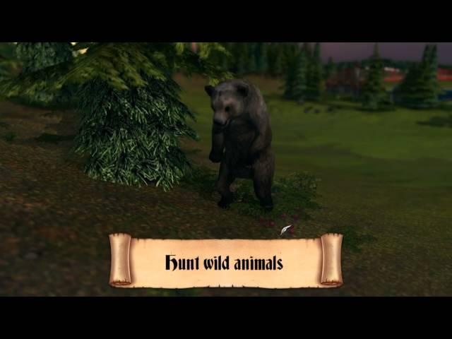 Видео к игре Villagers