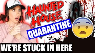 WE'RE STUCK IN A HAUNTED HOUSE (LIVE FOOTAGE) by Channon Rose