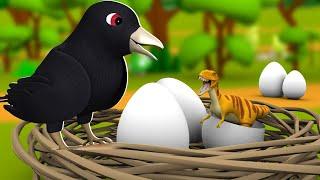 Video Koyal ka Anda 3D Animated Hindi Stories for Kids | Moral Stories कोयल का अंडा हिन्दी कहानी Tales MP3, 3GP, MP4, WEBM, AVI, FLV November 2018
