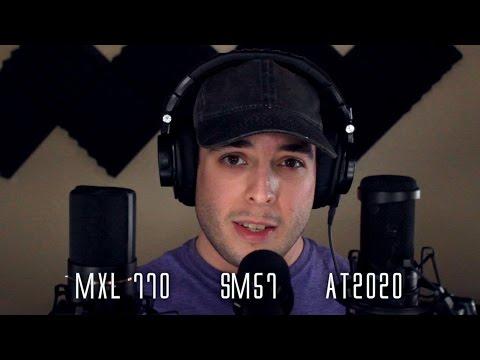 $100 Voice Over Microphones - WALLET FRIENDLY!