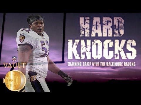 The First Ever Hard Knocks Episode | 2001 Baltimore Ravens Episode 1 | NFL Vault (видео)