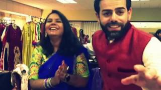 Audience Feedback - MC Sunny Moza at Fashion Expo, California