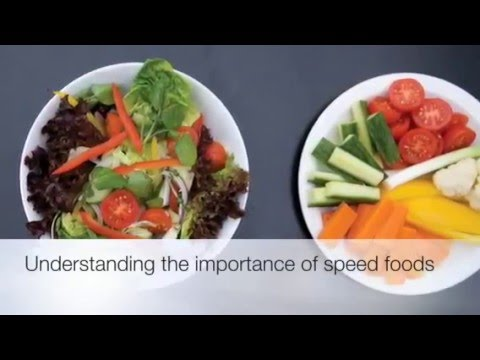 Understanding the importance of speed foods SLIMMING WORLD
