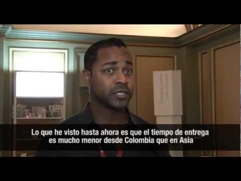 Más de 500 empresarios de EE.UU y Colombia se reunieron en la Macrorrueda de Negocios de LA