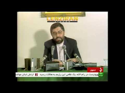 Video of main oposition leader &  former premier Mir Hossein Mousavi on Iranian  TV (видео)