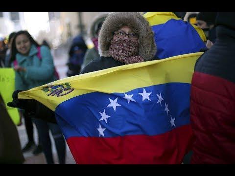 Venezuela: Kampf um die Macht - wer hält zu Maduro un ...