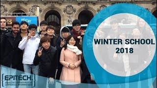 Winter school 2018