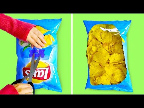 22 PARTY HACKS YOU MUST KNOW (видео)