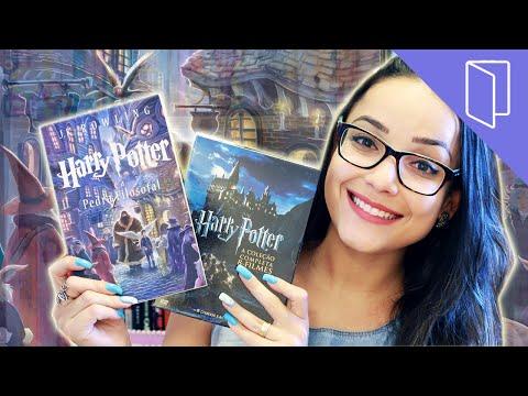 HARRY POTTER E A PEDRA FILOSOFAL | Lendo Harry Potter | Nuvem Literária