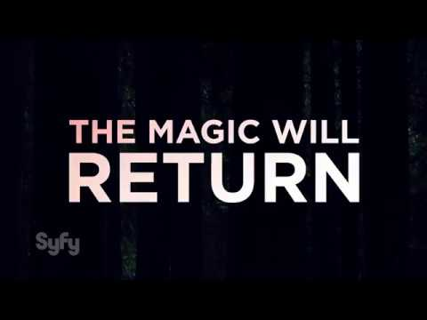 The Magicians Season 3 (Teaser 'The Magic Will Return')