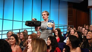 Video You Won't Believe What This Audience Member Wrote to Ellen About MP3, 3GP, MP4, WEBM, AVI, FLV September 2018