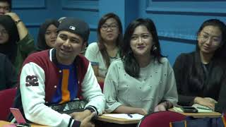 Video RAFFI BILLY & FRIENDS - Raffi & Billy Ikutan Masuk Kelas & Belajar Di LSPR (21/10/18) Part 2 MP3, 3GP, MP4, WEBM, AVI, FLV November 2018