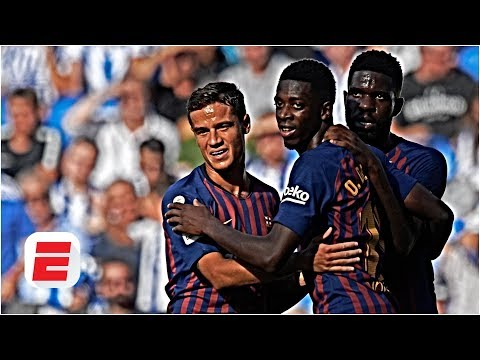 Ousmane Dembele Or Philippe Coutinho: Who Should Barcelona Keep? | Transfer Talk