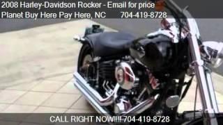 9. 2008 Harley-Davidson Rocker C - for sale in Charlotte, NC 28