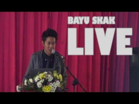 Bayu Skak - LIVE (Guyonan Bohoso Jowo + SPEECH)