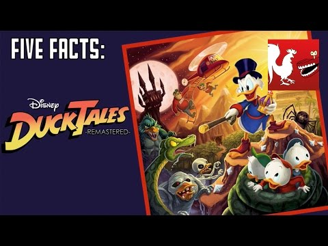 Five Facts - DuckTales: Remastered | Rooster Teeth