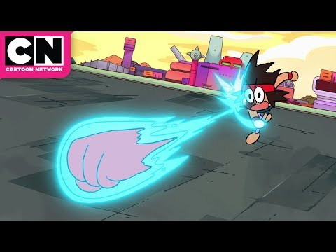 OK K.O.! Let's Be Heroes | KO Harnesses TKO's Power | Cartoon Network