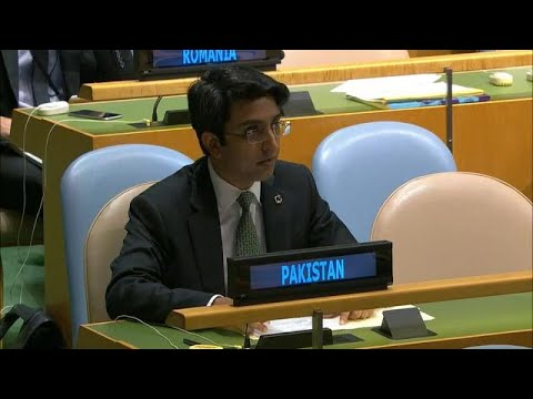 Pakistan – 1st Right of Reply