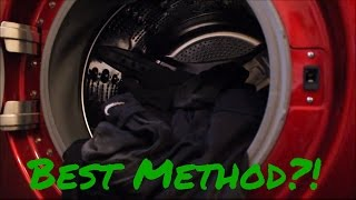 Today Tanner will be demonstrating the best way to clean your shoes. This method is fairly cheap and works with any shoe. WARNING USE AT YOUR OWN RISK! Shoes older than 10 years old can be damaged in the washer!HOW TO CLEAN YOUR SNEAKERS-https://www.youtube.com/watch?v=Jn5ph1Ug2XkThanks for watching please like, comment, and subscribe!