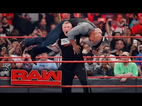 WWE Monday Night RAW 6 March Full Show - WWE RAW 6/3/2017 Full show