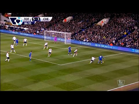 Tottenham vs Chelsea 5-3 | Premier League 2014/15