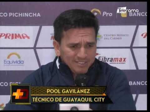 Guayaquil City recibirá a Olmedo en la fecha 21 de la Liga Pro