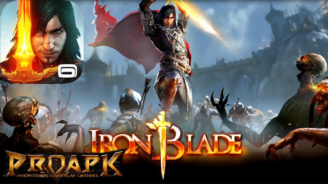 Iron Blade: Medieval Legends RPG