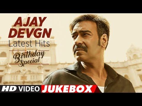 Latest Songs Of Ajay Devgn || Video Jukebox || Bol