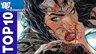 Video Top 10 Wonder Woman Fights From Justice League MP3, 3GP, MP4, WEBM, AVI, FLV Agustus 2017