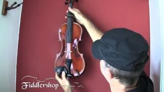 Horizontal Violin or Mandoline Holder - FiddlersShop.com