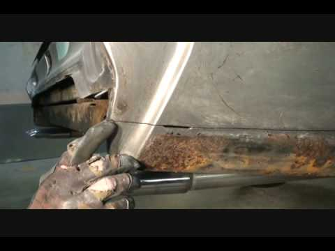 Rust Repair Made Easy-1962 Ford Galaxie Part 1