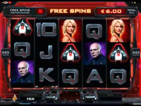 Free Slot Machine Battlestar Galactica | Online Casino Champion