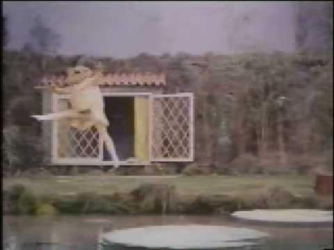 Beatrix Potter ballet - Jeremy Fisher