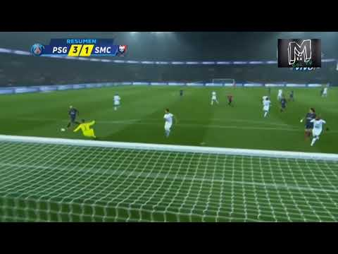 PSG vs Caen 3-1 Highlights & Goals l Resumen y Goles (20/12/2017)_720P