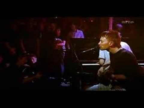 Radiohead – Karma Police (Live)