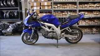 6. 2004 Suzuki SV 650 S Used Parts
