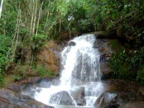 Paisagens Capixabas - Cachoeira do Zeca I - Marechal Floriano/ES