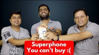 Video The Smartphone you can't buy!!! MP3, 3GP, MP4, WEBM, AVI, FLV November 2017