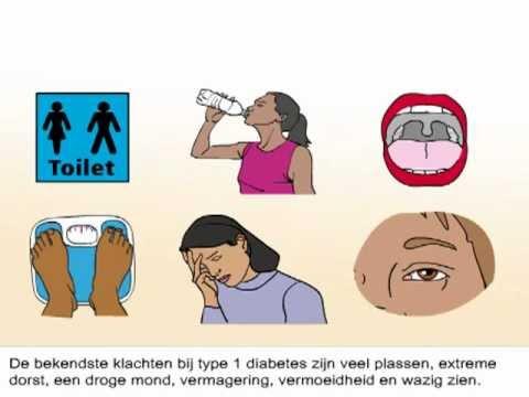 hoe kan je suikerziekte krijgen