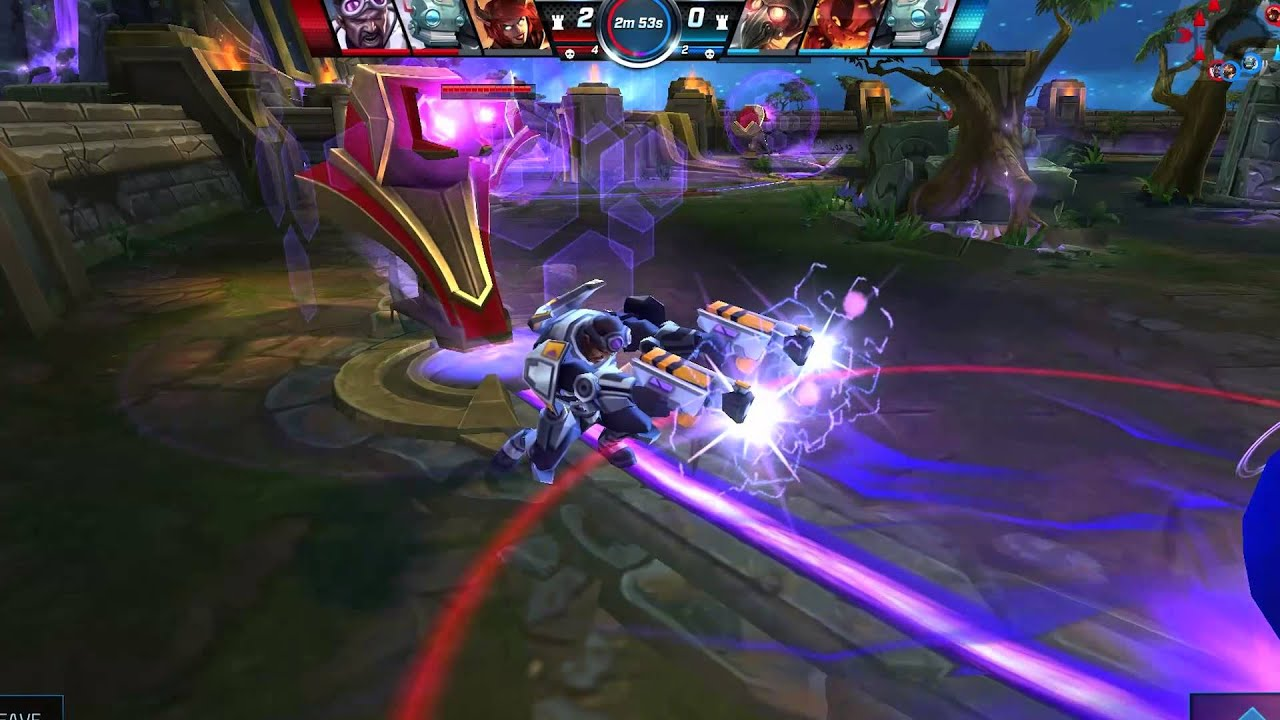 'Call of Champions' MOBA Jumps from Beta to Soft Launch