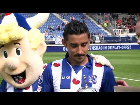 SC Heerenveen seizoensoverzicht 2016/ 2017