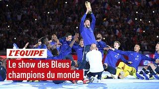 Video Le show de Mbappé, Griezmann, Pogba, Umtit et Lloris en vidéo - Foot - Bleus MP3, 3GP, MP4, WEBM, AVI, FLV Februari 2019