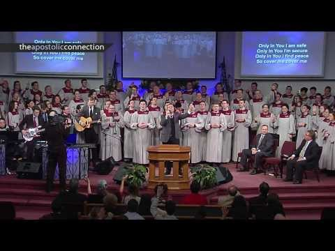 """Music Ministry of Rev. Greg Hurley""- The Apostolic Connection"