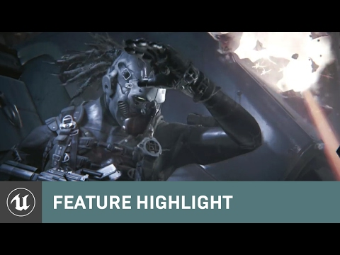 Part 2 - Epic's Tim Elek and Zak Parrish talk about implementing advanced VFX such as realistic water effects, lit translucency, GPU particle simulation and collision...