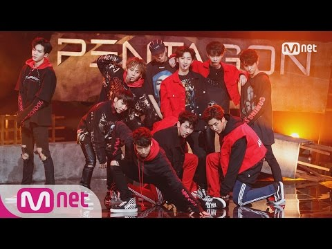 [PENTAGON - Gorilla] Debut Stage | M COUNTDOWN 161013 EP.496 (видео)