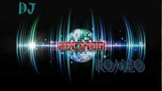 DJ ROMEO - TOP Electro & House 2013 Dance Mix #64