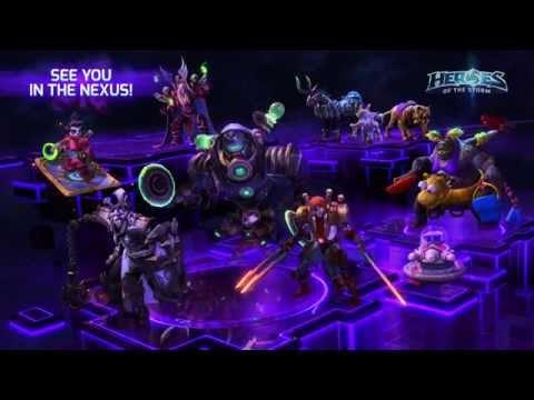 Heroes Of The Storm'dan yeni bir karakter için yeni bir video yayınlandı