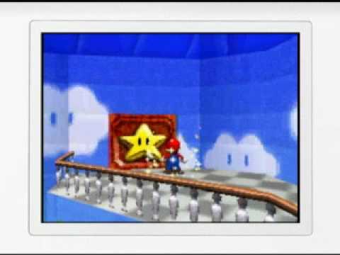 Super Mario 64 DS #1