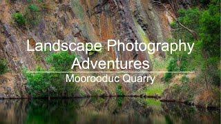 Landscape Shoot - Moorooduc  Quarry